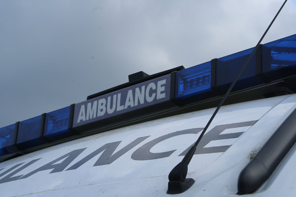 Ambulance Lightbar