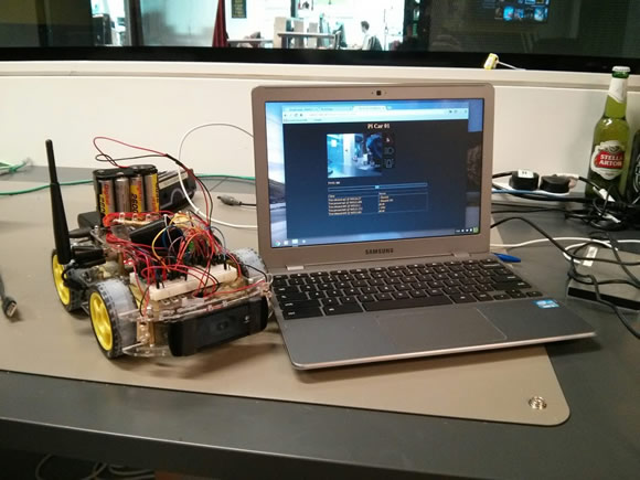 Raspberry Pi Car